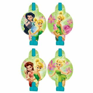 Tinker Bell Blowouts - 8 Pack