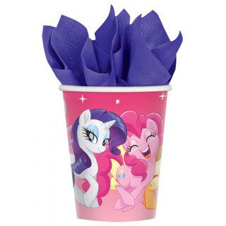 My Little Pony Friendship Adventure- Party Cups