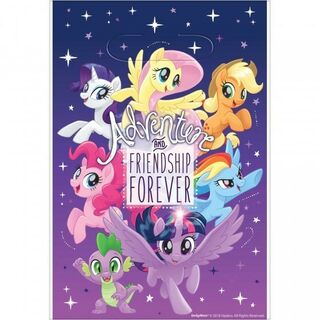 My Little Pony Friendship Adventures Loot Bags - 8 Pack