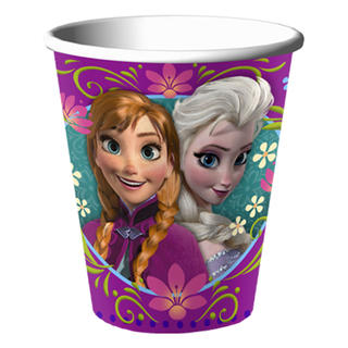 Disney Frozen Cups - 8 Pack