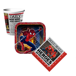 Spiderman Mini Party Pack