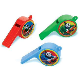 Thomas the Tank Engine Whistles 12 Pack