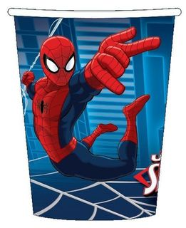 Spider-Man Paper Cups - 8 Pack