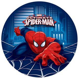 Spider-Man Dinner Plates - 8 Pack