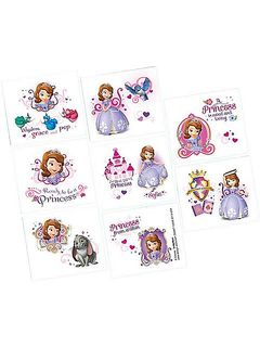 Sofia the First Tattoos - 16 Tattoos