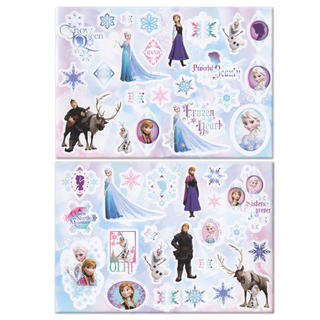 Disney Frozen Stickers - 2 Sheets