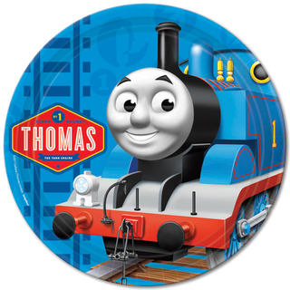 Thomas the Tank Engine Dinner Plates 8pk