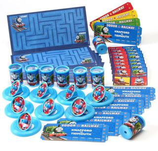 Thomas the Tank Value Favor Pack - 48 Piece