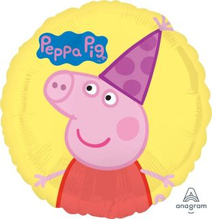 Peppa Pig Foil Balloon - Single