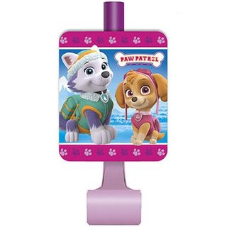 Paw Patrol Girls Blowouts - 8 Pack