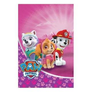 Paw Patrol Girls Loot Bags - 8 Pack