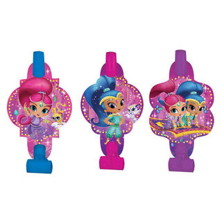 Shimmer and Shine Blowouts - 8 Pack