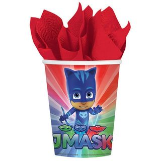 PJ Masks Cups -  8 Pack