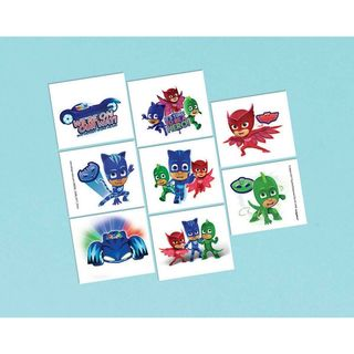 PJ Masks Tattoos - 8 Tattoos