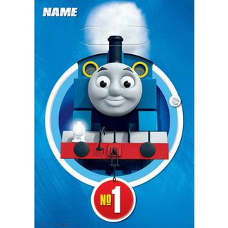 Thomas the Tank Engine Loot Bags - 8 Pack
