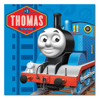 Thomas the Tank Engine Beverage Napkins 16pk