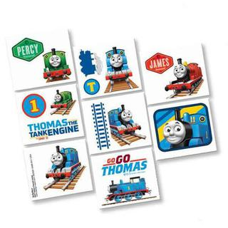 Thomas the Tank Engine Tattoos