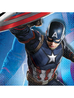 Captain America Party Supplies Lilybee S Childrens Parties