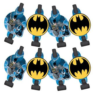 Batman Blowouts - 8 Pack