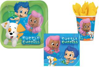 Bubble Guppies Mini Party Pack