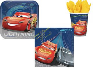 Disney Cars 3 Mini Party Pack