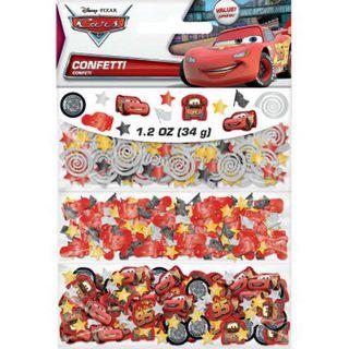 Disney Cars Confetti