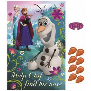 Frozen Olaf Party Game