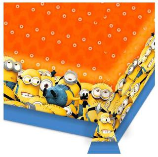 Minions Tablecover - Orange