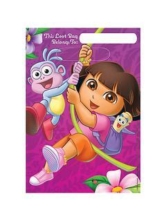 Dora the Explorer Loot Bags