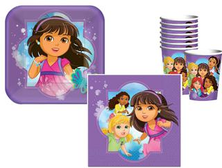 Dora and Friends Mini Party Pack
