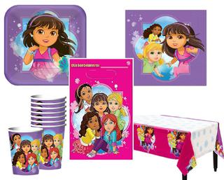 Dora and Friends Party Pack