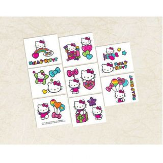Hello Kitty Temporary Tattoo 16