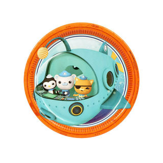 Octonauts Lunch Plate - 18cm