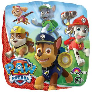 Paw Patrol Foil Balloon - Single