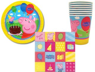 Peppa Pig Mini Party Pack