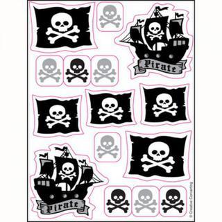 Pirate Sticker Sheets