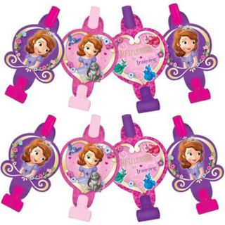 Sofia the First Blowouts - 8 Pack