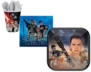 Star Wars Episode VII Mini Party Pack