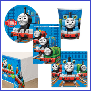 Thomas the Tank Engine Party Pack