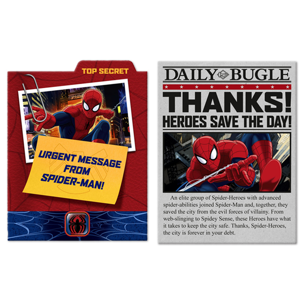 Spiderman Invites Lilybee S Party Supplies