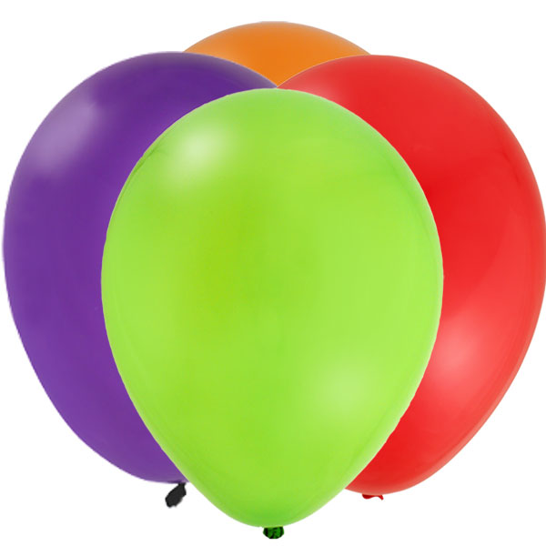 Ninja Turtles Coordinating Latex Balloons - 16 Pack