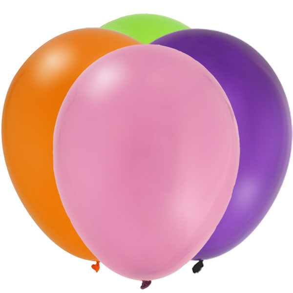 Dora Coordinating Balloons - Set of 12