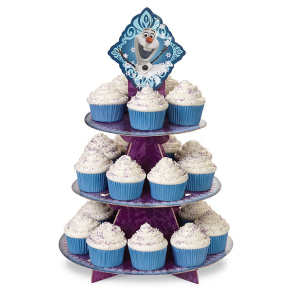 Disney Frozen Cupcake Treat Stand