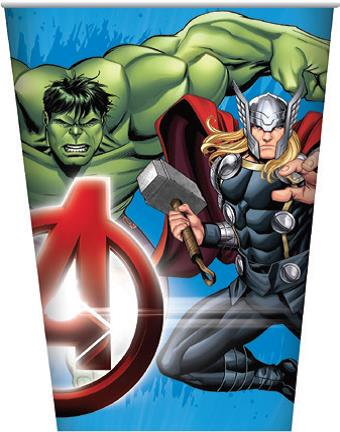 Avengers Party Cups - 8 Pack