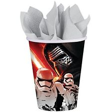 Star Wars EP Vll 9 oz Cups (8 pk)