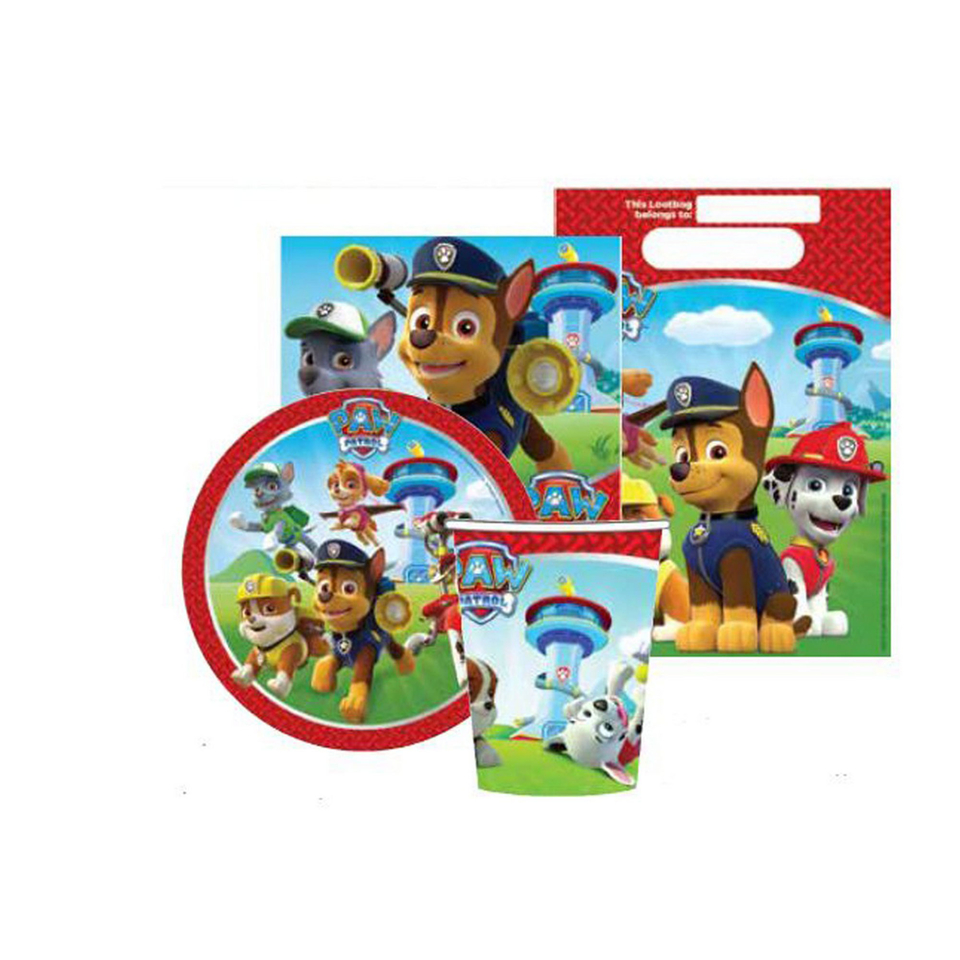 Paw Patrol Party Pack - 40 Piece Pack