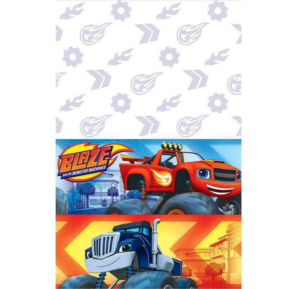 Blaze & the Monster Machines Table Cover