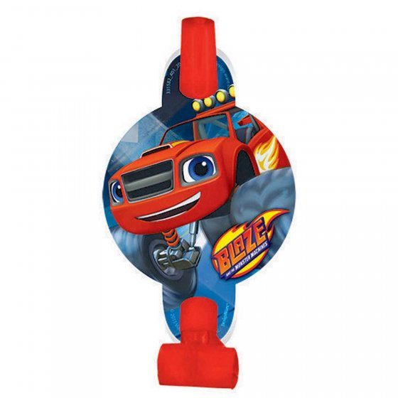 Blaze & the Monster Machines Blowouts - 8 Pack