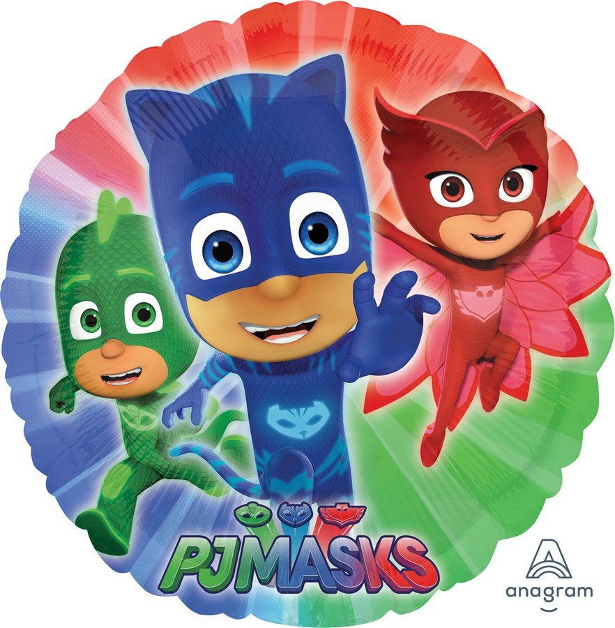 PJ Masks Foil Balloon - Single