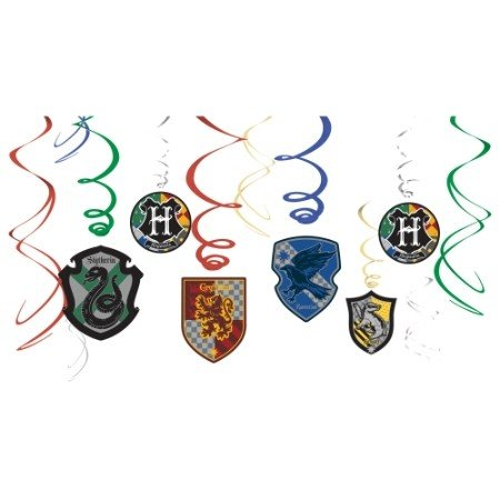 Harry Potter Hanging Decorations